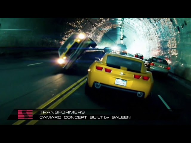 Saleen in Hollywood 2