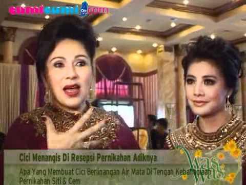Cici Paramidha Haru & Bahagia Melihat Pernikahan Siti KDI - cumicumi.com