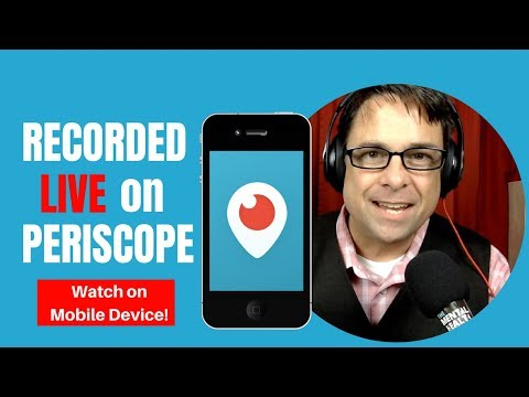 Generalized Anxiety Disorder (Periscope Session)