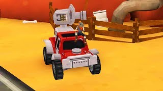 GunTruck | Android GamePlay Game for Mobile Phone