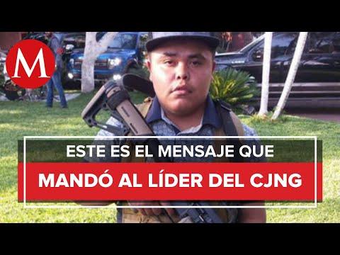 El Pirata De Culiacán Insultó Al Mencho Días Antes De Su Asesinato