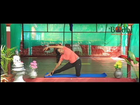 How to do Parighasana (Gate Pose) & It's benefits Bodhi Yoga Training Academy