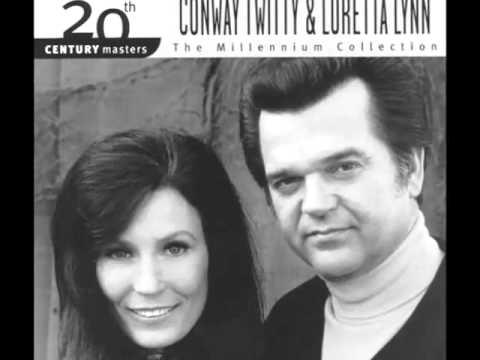 Conway Twitty & Loretta Lynn -- Feelins