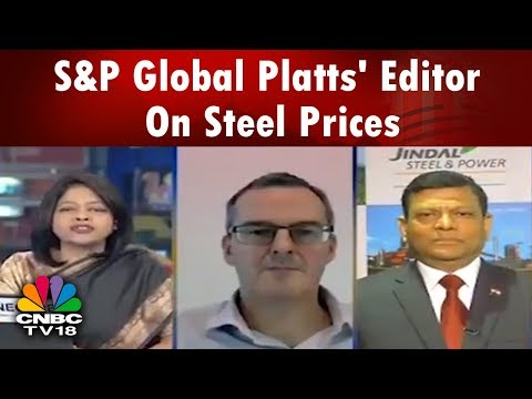 S&P Global Platts' Editor On Steel Prices | Coporate Radar | CNBC TV18