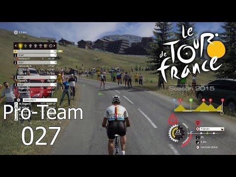 Tour de France 2015 Pro-Team [PS4] #027 - Keine Energie mehr [deutsch] [HD+] - Let's Play