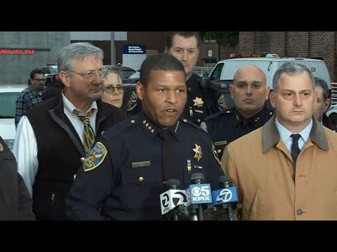 RAW: SFPD Chief William Scott and SF General Spokesperson ...