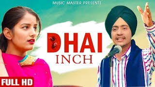 Dhai Inch Ravi Diwana Free MP3 Song Download 320 Kbps