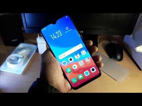 Unboxing OPPO F9 PRO (6 GB / 64 GB) Indonesia