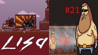 We vernietigde Satan and Hellywood tegelijkertijd. Lisa The Painful RPG part 21