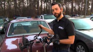 How Install Bicycle Trunk Rack Performance Bicycle