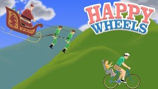 Happy Wheels - NO SANTA