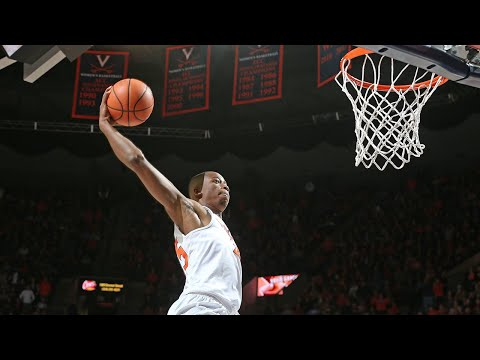 MEN'S BASKETBALL - Virginia vs. UNC Highlights