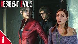 Let's Flip A Coin! | Resident Evil 2 Remake Pt. 1 | Marz Plays