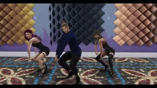 Don't Rush (TikTok Remix) Eduardo Luzquiños , Ans , Jordan , Young T & Bugsey  #sims4 #dontrush