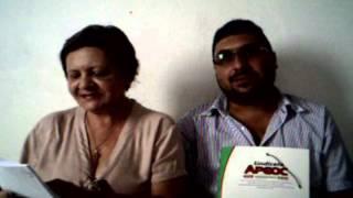 Entrevista com Estenilda Oliveira Presidente da Comissão da APEOC em Jaguaruana