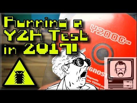 Running a Y2K Test in 2017!  Nostalgia Nerd