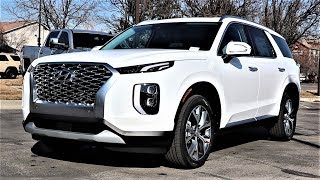 2020 Hyundai Palisade SEL: The Best New SUV For $40,000!!!