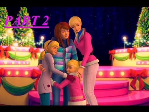 Barbie A Perfect Christmas Barbie Movies Full Movie English New ...