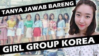 Q&A: DIET ALA GIRLGROUP KOREA? BAHASA INDO? ft. MOMOLAND