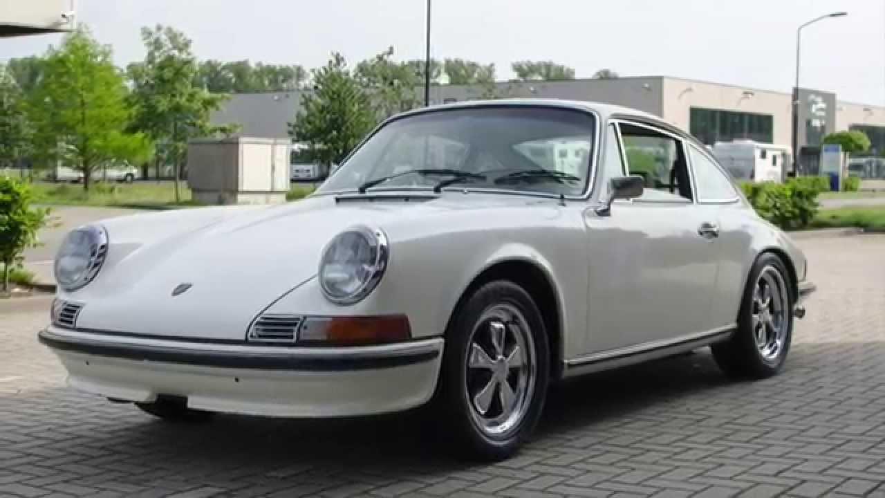 Porsche 911 E 2 2l 1971 Sold Youtube
