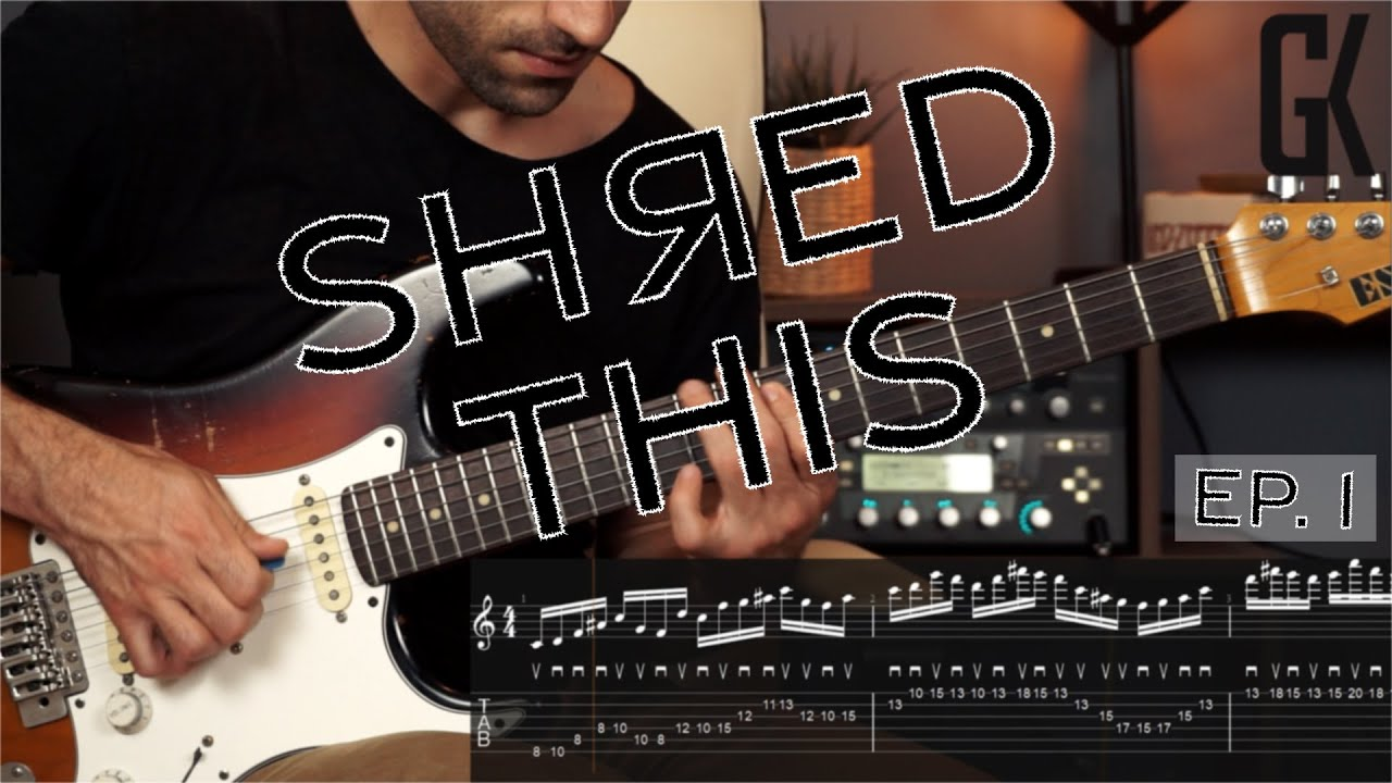 George Karayiannis | Shred This (Ep.1) | TAB on screen