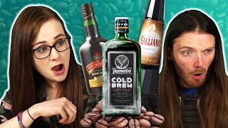 Irish People Try Coffee Alcohol