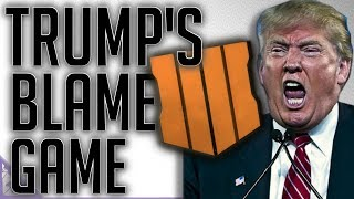 Don't Let Trump Blame Call of Duty For Mass Shootings