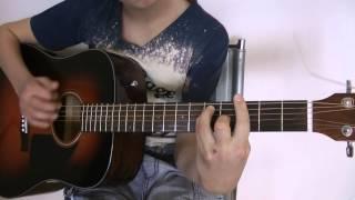 Красивая мелодия на гитаре(испанская)