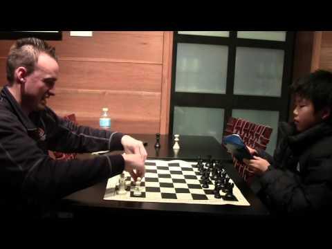 Blitz Bounty: Mike Kummer vs. Martin Zhongxu He