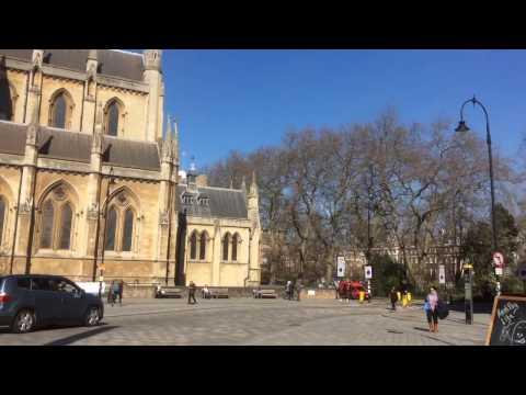 Tour of Bloomsbury, London.