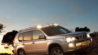 Замена ламп ближнего света и замена предохранителей на Ниссан Икстреил (Nissan X-trail) Т31
