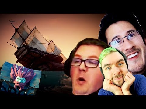 SAILS BE LIKE | Sea of Thieves Beta Part 5