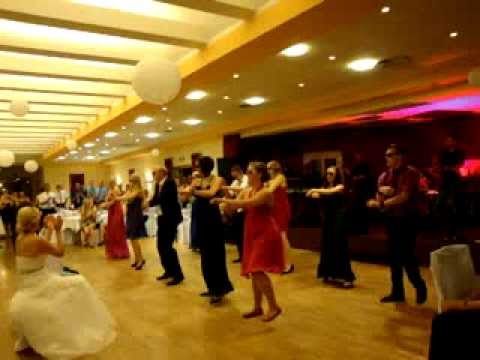 Flashmob Hochzeit Julia  Timo YouTube