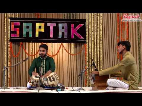 Shri Yashvant Vaishnav - Tabla (Saptak Annual Festival 2017)