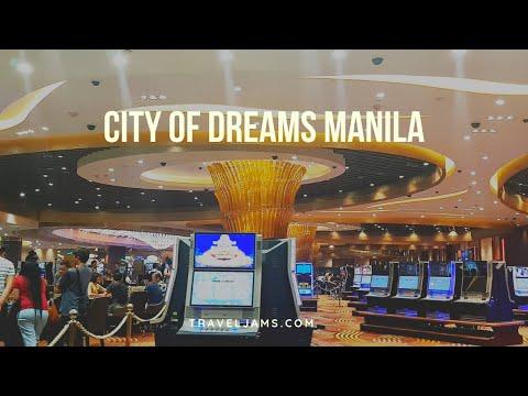 What's Inside City Of Dreams Manila - Walkthrough