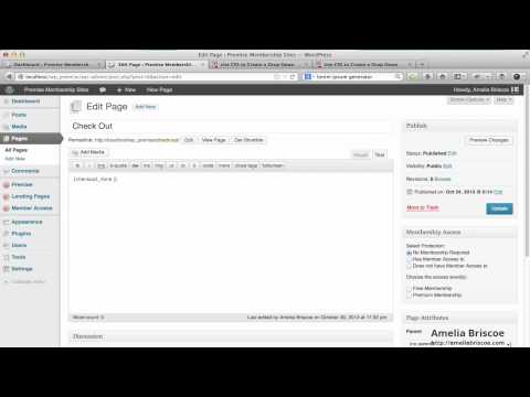 17.Customize the Premise Checkout Page Button Text