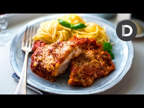 How to make... Chicken Parmesan!