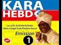 KARA Hebdo Emission 1 du 24-07-2016