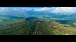 Hiking Mount Longonot