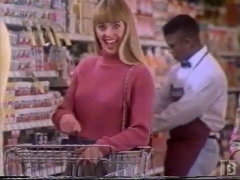 Wegmans Shoppers Club Commercial 1993
