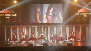 predia TOKYO AUTO SALON 2016.1.16 16:30 幕張メッセ イベントホール.