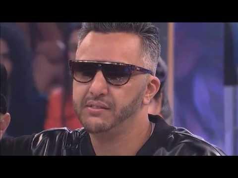 MC Gui Leva O Pai às Lágrimas Com Linda Homenagem No Palco Do Domingo Show