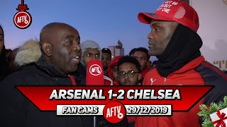 Arsenal 1-2 Chelsea | Top Four Done! We Must Focus On Europa League! (Willo)