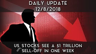 Daily Update (12/8/18) | US Stocks Wipe Off $1 Trillion In A Week