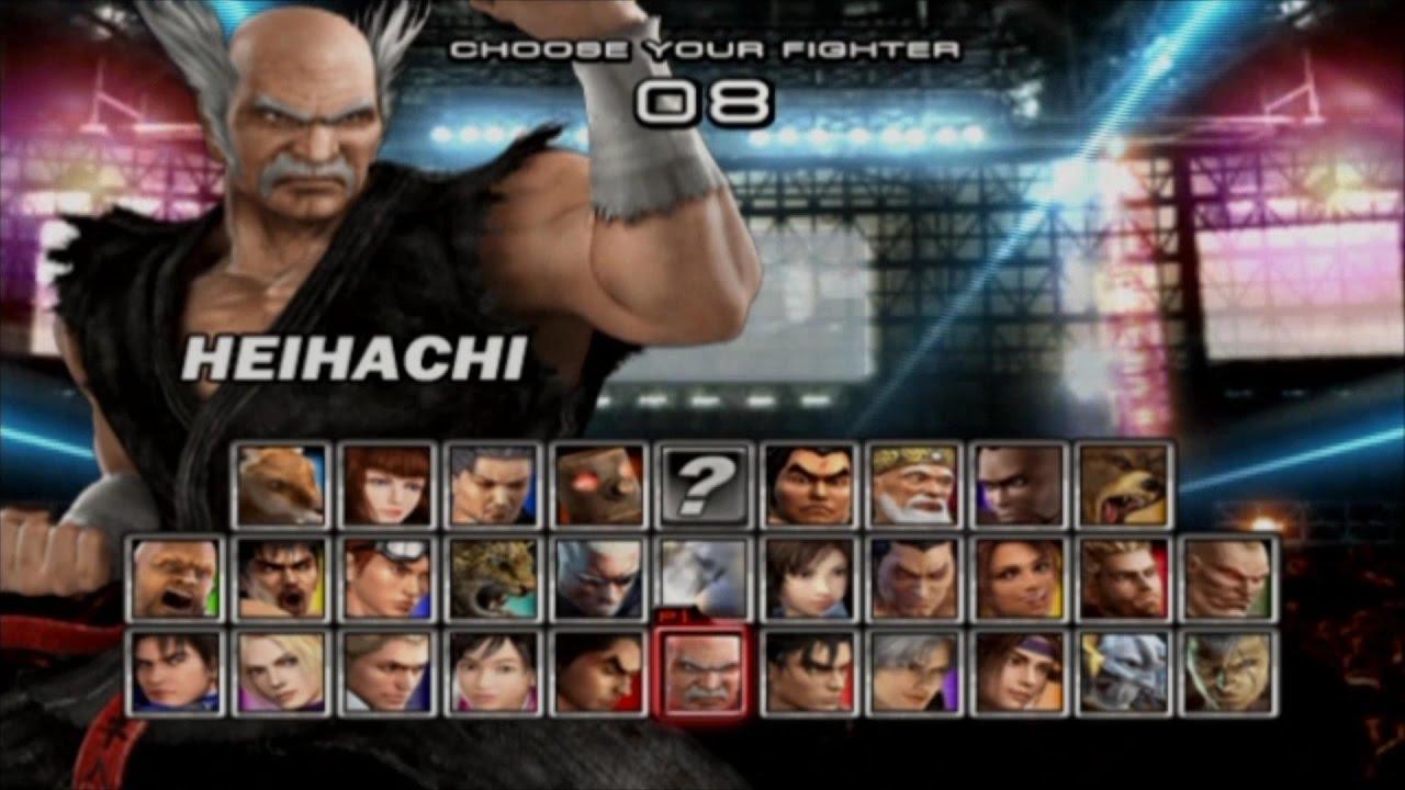 tekken 5 heihachi mishima youtube tekken 5 heihachi mishima