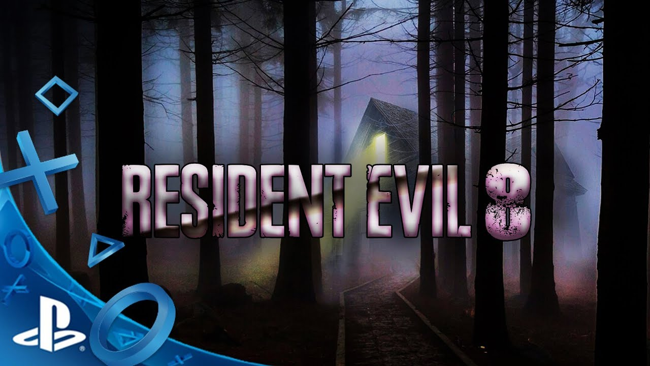 Resident Evil 8 Announce Trailer Ps4 Concept By Captain