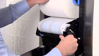 SofPull® Recessed Mechanical Dispenser - Loading Thumbnail