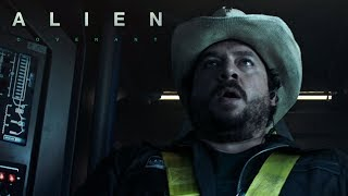 "Alien: Covenant | ""Begin Fear Test"" TV Commercial 