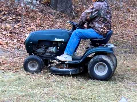 Bolens Mtd 13 5 Hp Built Riding Mower