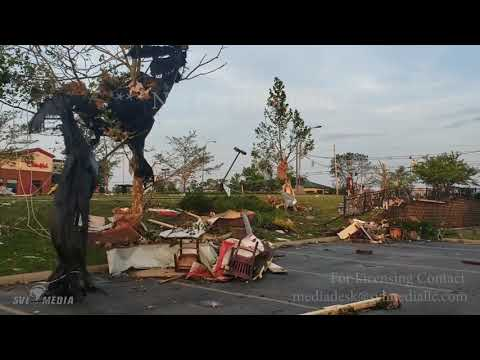 Beavercreek, Ohio - Daylight, Severe Tornado Damage - May 28th, 2019